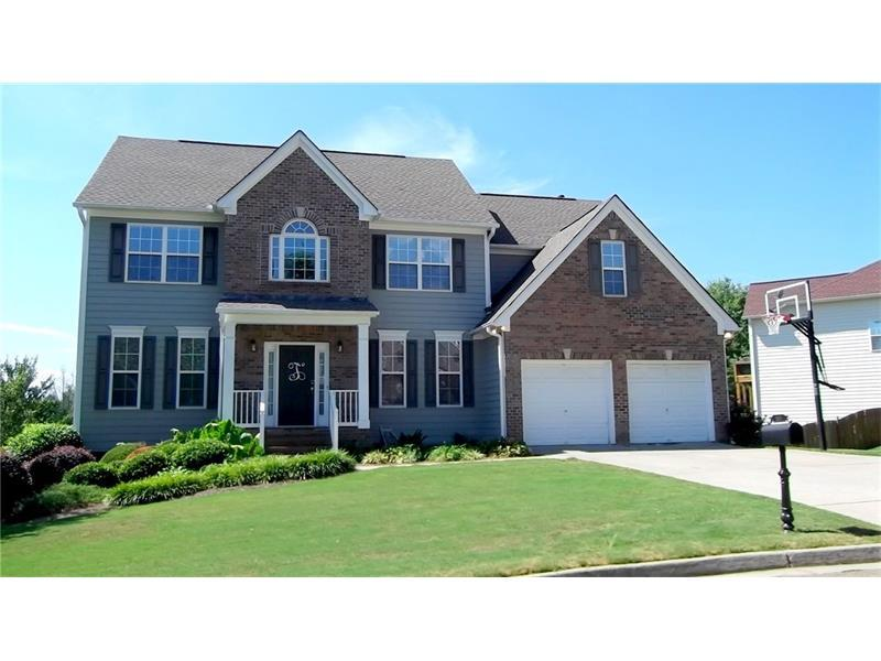104 Forest Creek Way, Canton, GA 30115 (MLS #5751966) :: North Atlanta Home Team