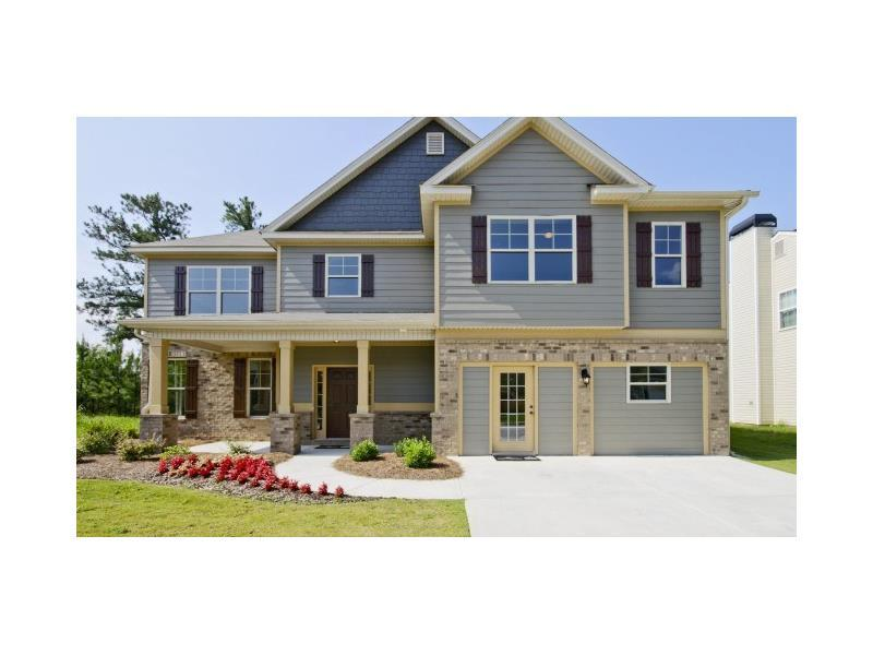 1851 Poplar Falls Avenue, Lithonia, GA 30058 (MLS #5751989) :: North Atlanta Home Team