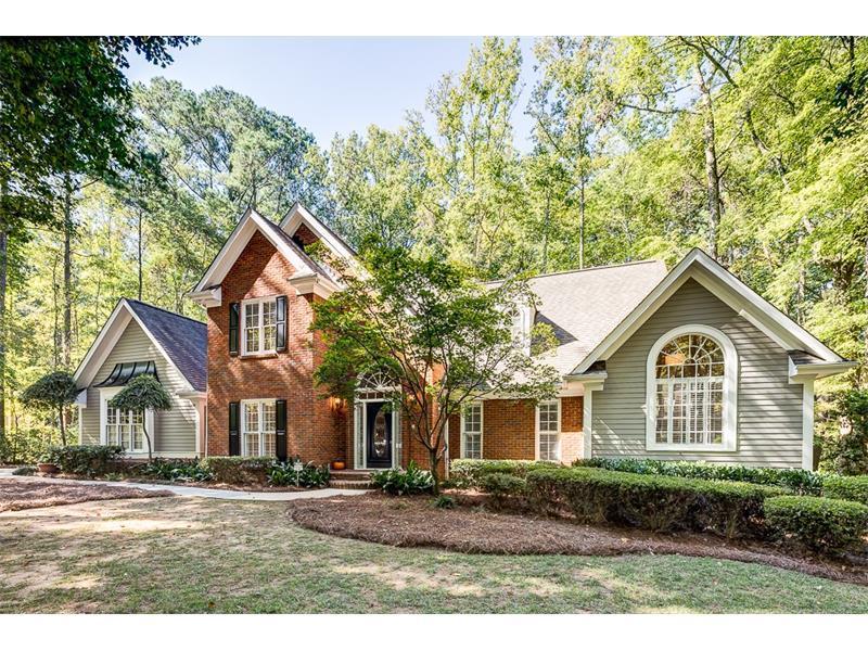 321 Mossy Way, Kennesaw, GA 30152 (MLS #5752041) :: North Atlanta Home Team