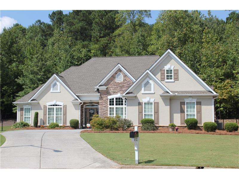 4102 Richardson Farm Drive, Kennesaw, GA 30152 (MLS #5752255) :: North Atlanta Home Team