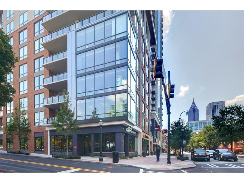 867 Peachtree Street #202, Atlanta, GA 30308 (MLS #5752271) :: North Atlanta Home Team