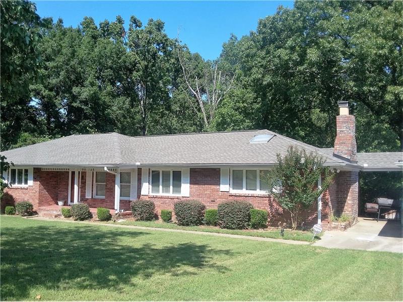 4582 Ruby Road, Stone Mountain, GA 30083 (MLS #5752275) :: North Atlanta Home Team