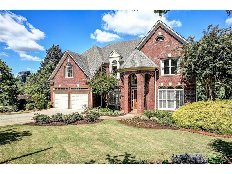 1825 Grist Stone Court, Atlanta, GA 30307 (MLS #5752308) :: North Atlanta Home Team