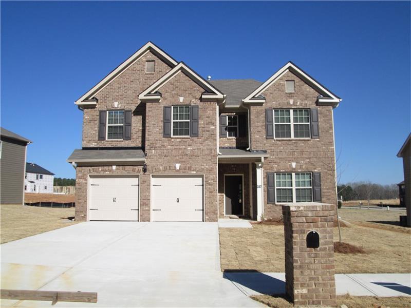 725 Melanie Jean Drive, Mcdonough, GA 30252 (MLS #5752332) :: North Atlanta Home Team