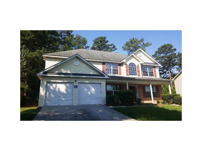 6901 Smoke Ridge Drive, Fairburn, GA 30213 (MLS #5752404) :: North Atlanta Home Team