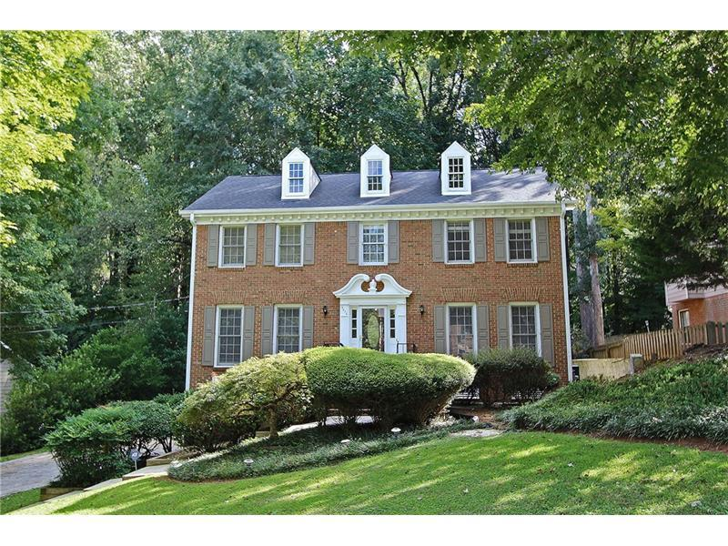 6616 Royal Oak Court, Tucker, GA 30084 (MLS #5752453) :: North Atlanta Home Team