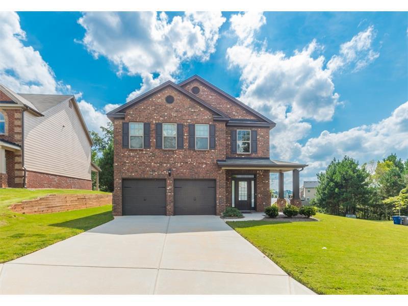 5509 Mossy View Drive, Douglasville, GA 30135 (MLS #5752467) :: North Atlanta Home Team
