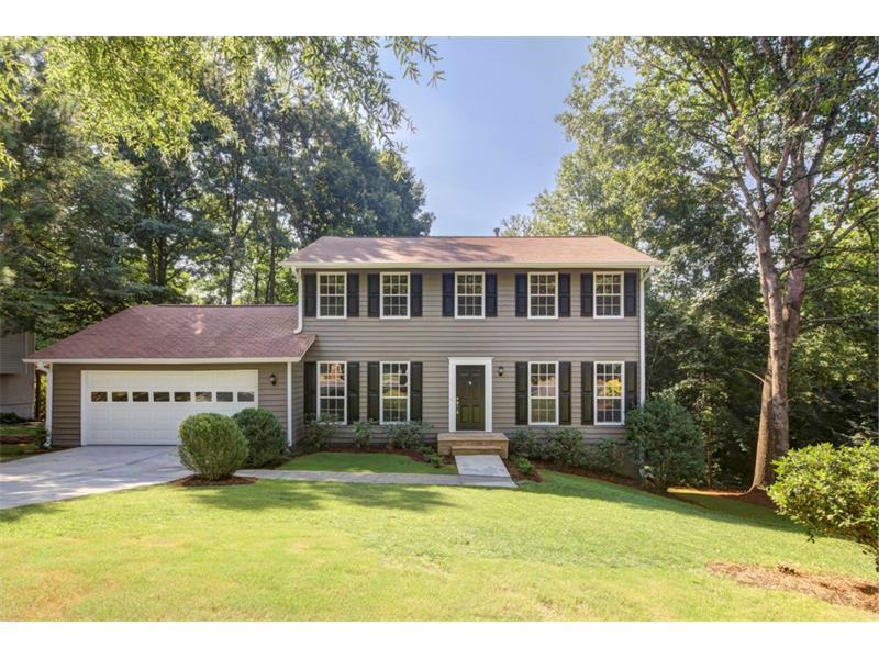 6176 Mountcreek Place, Peachtree Corners, GA 30092 (MLS #5752473) :: North Atlanta Home Team