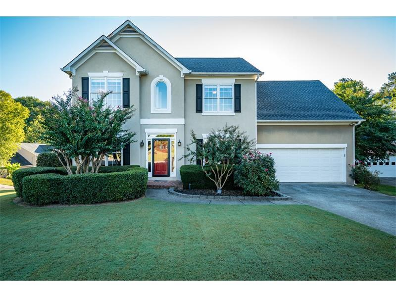 200 Ivey Oaks Way, Roswell, GA 30076 (MLS #5752478) :: North Atlanta Home Team