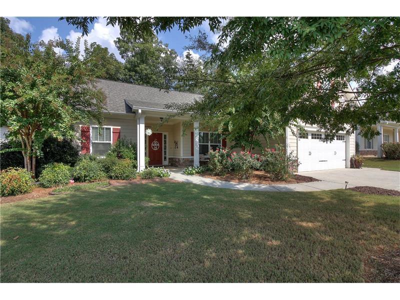 18 Cottage Walk NW, Cartersville, GA 30121 (MLS #5752482) :: North Atlanta Home Team