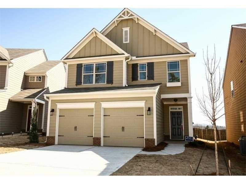 7096 Skippingstone Way, Douglasville, GA 30134 (MLS #5752558) :: North Atlanta Home Team
