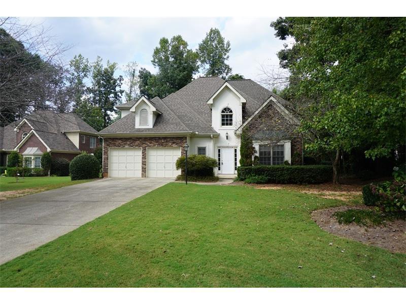 305 Whitley Park Drive #0, Sandy Springs, GA 30350 (MLS #5752603) :: North Atlanta Home Team