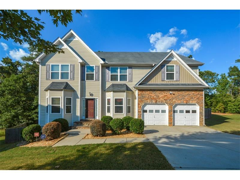 4931 Crinklepoint Court, Douglasville, GA 30134 (MLS #5752640) :: North Atlanta Home Team