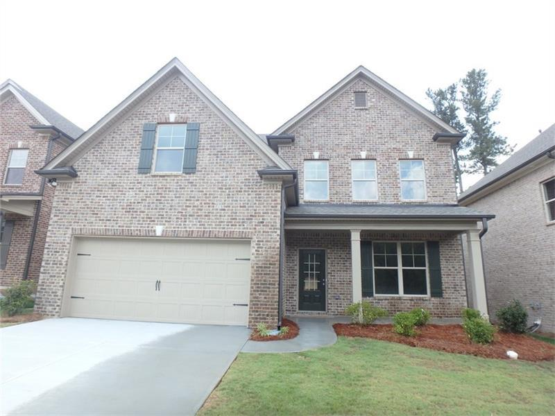 552 Poppy Hill Lane, Lawrenceville, GA 30046 (MLS #5752690) :: North Atlanta Home Team