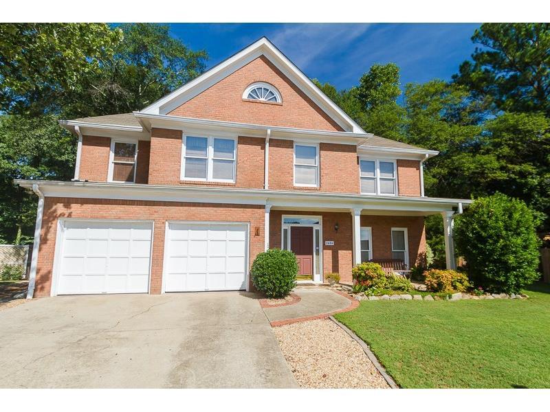 2696 Woodland Brook Lane SE, Atlanta, GA 30339 (MLS #5752709) :: North Atlanta Home Team