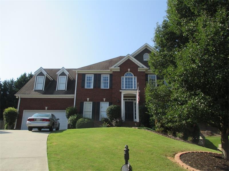 1312 Turtlebrook Lane, Lawrenceville, GA 30043 (MLS #5752735) :: North Atlanta Home Team