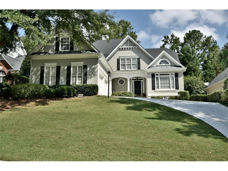 2895 Gleneagles Pointe, Alpharetta, GA 30005 (MLS #5752747) :: North Atlanta Home Team