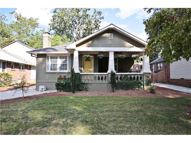 371 Sisson Avenue NE, Atlanta, GA 30317 (MLS #5752836) :: North Atlanta Home Team