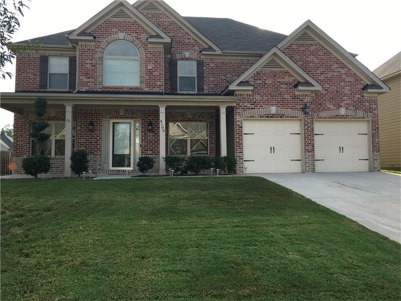 4106 Dinmont Chase, Atlanta, GA 30349 (MLS #5752853) :: North Atlanta Home Team
