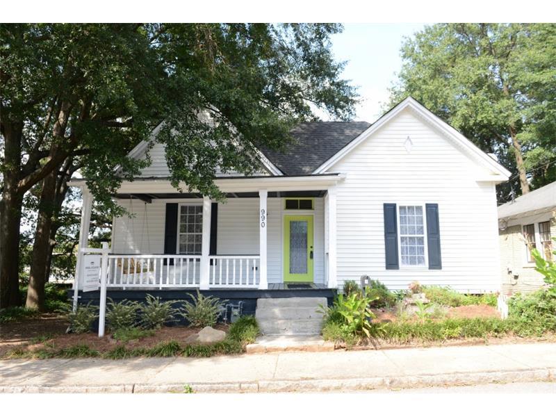 990 Manigault Street SE, Atlanta, GA 30316 (MLS #5752929) :: North Atlanta Home Team