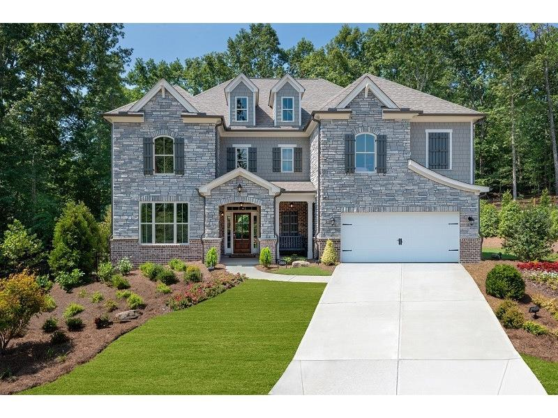 1600 Ashbury Park Drive, Hoschton, GA 30548 (MLS #5753021) :: North Atlanta Home Team