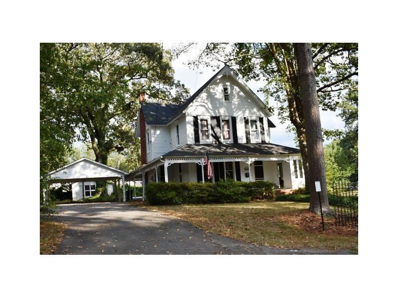 255 Monroe Street, Tallapoosa, GA 30176 (MLS #5753022) :: North Atlanta Home Team