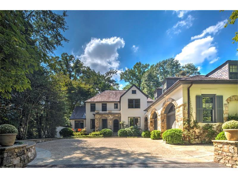 2522 Habersham Road NW, Atlanta, GA 30305 (MLS #5753040) :: North Atlanta Home Team