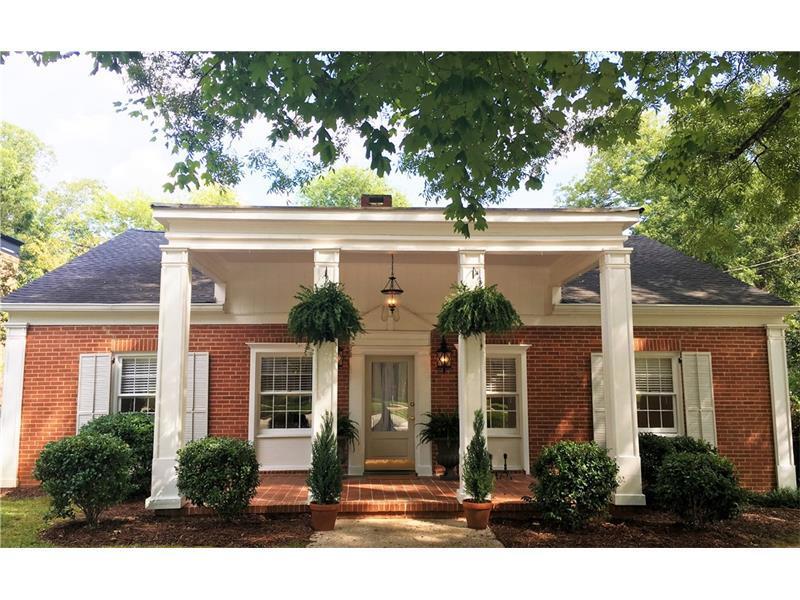 2151 Church Street, Covington, GA 30014 (MLS #5753060) :: North Atlanta Home Team