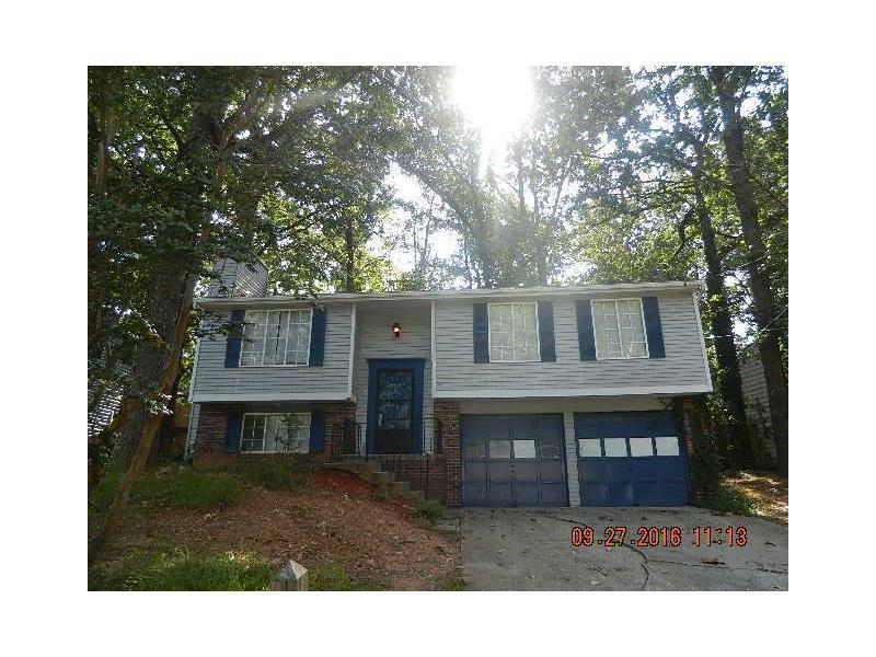 1316 Muirforest Way, Stone Mountain, GA 30088 (MLS #5753160) :: North Atlanta Home Team