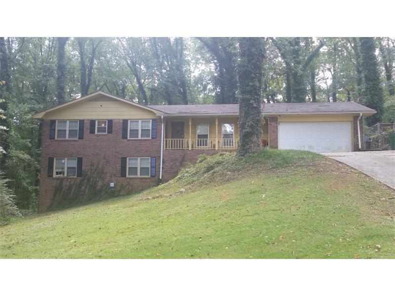 4477 Glenhaven Drive, Decatur, GA 30035 (MLS #5755310) :: North Atlanta Home Team
