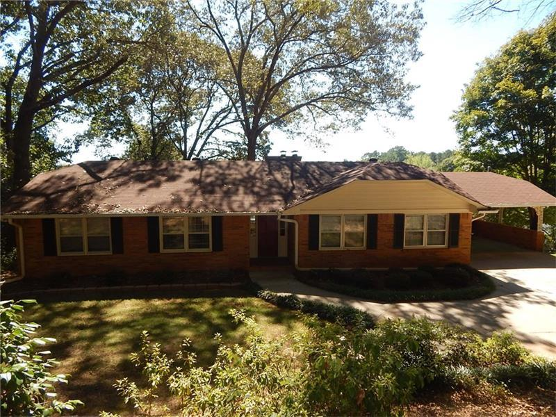 1 Ridgewood Drive, Cartersville, GA 30120 (MLS #5755331) :: North Atlanta Home Team