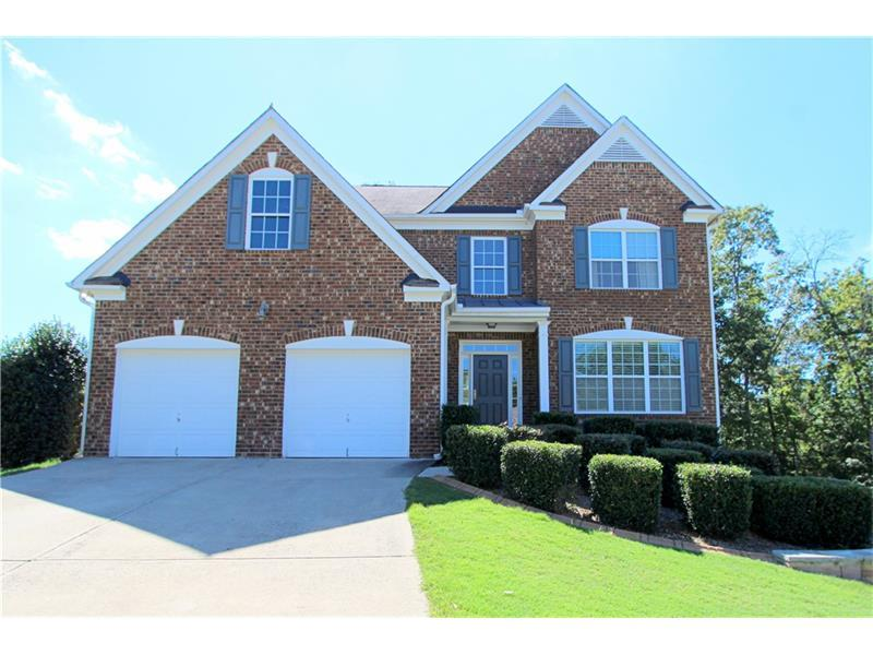243 Highlands Drive, Woodstock, GA 30188 (MLS #5755335) :: North Atlanta Home Team