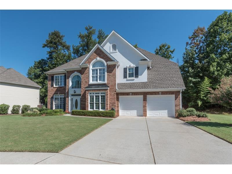 3743 Wickford Lane, Peachtree Corners, GA 30096 (MLS #5755342) :: North Atlanta Home Team