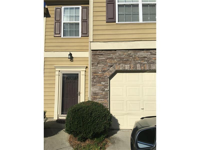 2863 Ridgeview Drive #2863, Atlanta, GA 30331 (MLS #5755635) :: North Atlanta Home Team