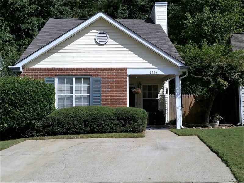 2776 Saint Charles Lane NW, Kennesaw, GA 30144 (MLS #5755726) :: North Atlanta Home Team