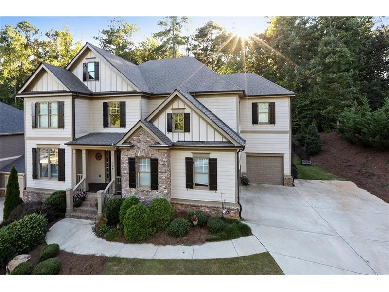 776 Crescent Circle, Canton, GA 30115 (MLS #5755741) :: North Atlanta Home Team