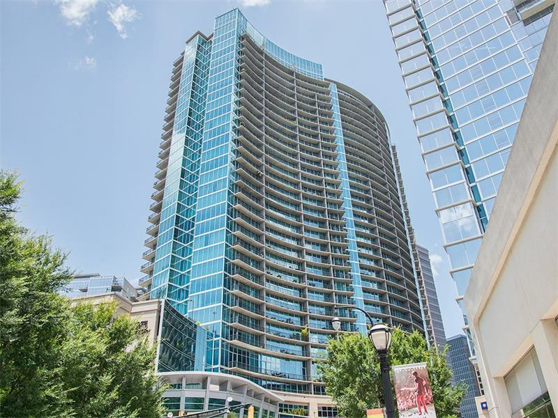 1080 Peachtree Street NE #915, Atlanta, GA 30309 (MLS #5755754) :: North Atlanta Home Team