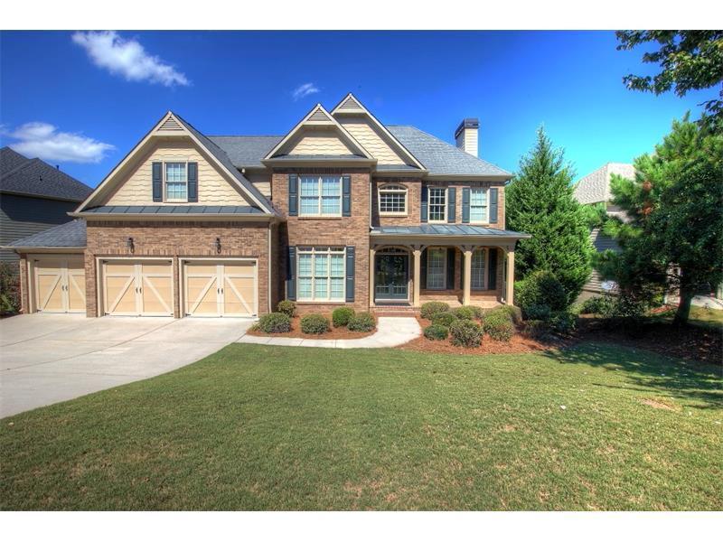 5207 Millwood Drive, Canton, GA 30114 (MLS #5755756) :: North Atlanta Home Team
