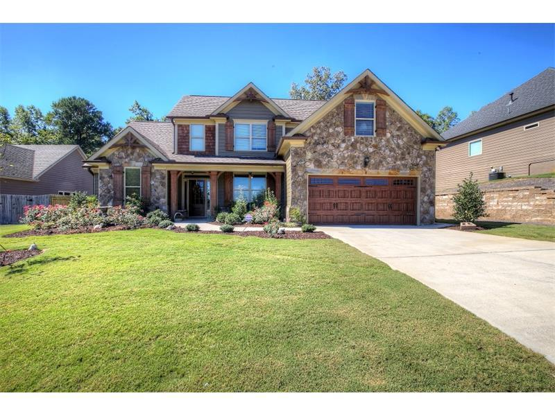 423 Tom Avery Drive, Ball Ground, GA 30107 (MLS #5755768) :: North Atlanta Home Team