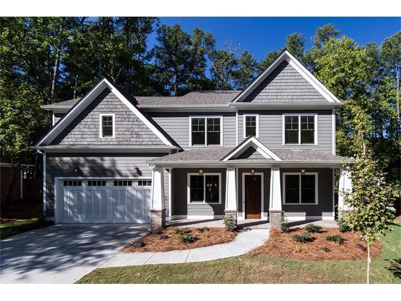 3484 Sexton Woods Drive, Atlanta, GA 30341 (MLS #5755801) :: North Atlanta Home Team