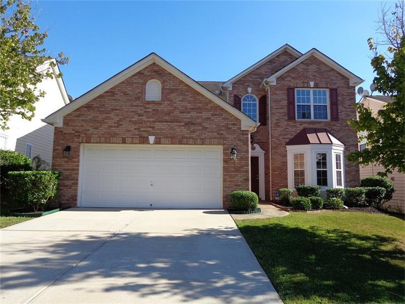1757 Overview Circle, Lawrenceville, GA 30044 (MLS #5755809) :: North Atlanta Home Team
