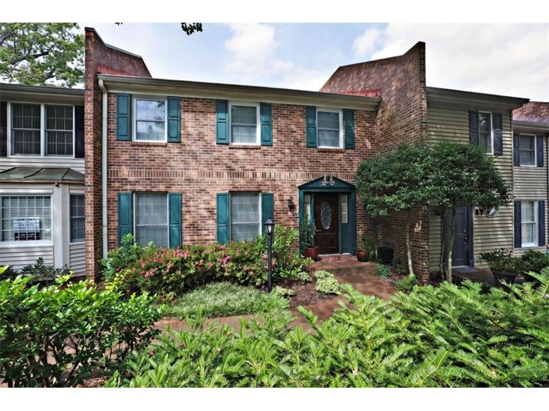 1524 September Chase #1524, Decatur, GA 30033 (MLS #5755846) :: North Atlanta Home Team