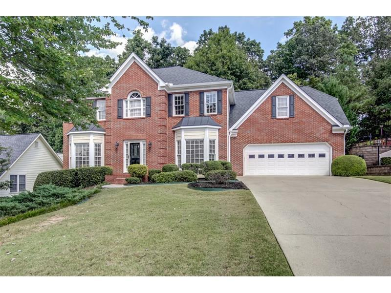 1181 Parkland Run SE, Smyrna, GA 30082 (MLS #5755918) :: North Atlanta Home Team