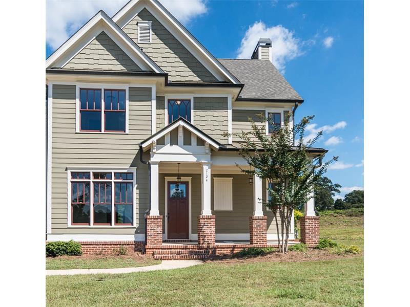 2124 Birkdale Terrace, Decatur, GA 30032 (MLS #5755958) :: North Atlanta Home Team