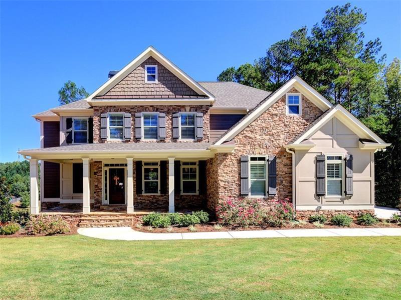 1716 Brooks Farm Drive NW, Acworth, GA 30101 (MLS #5756024) :: North Atlanta Home Team