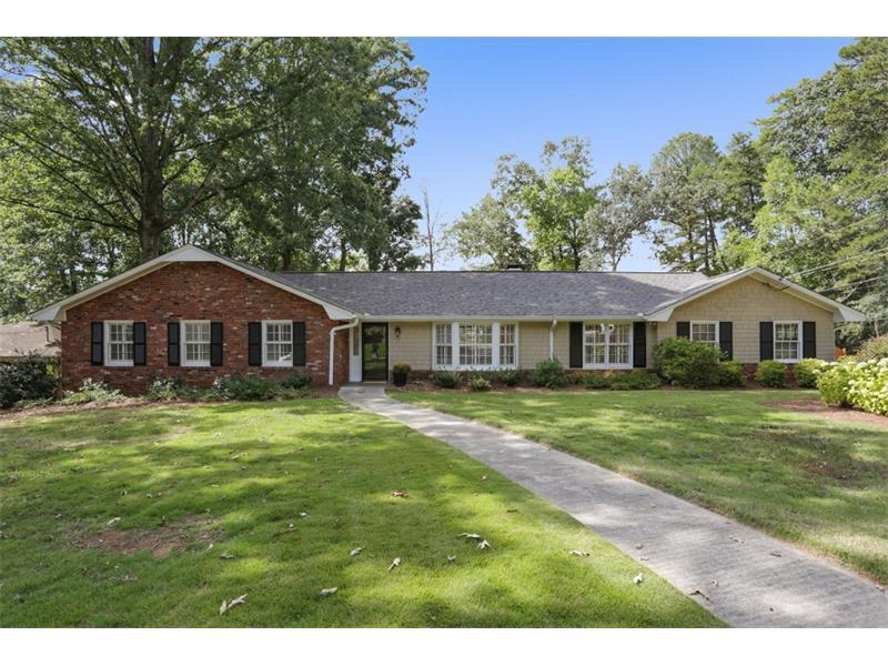 4810 Huntley Drive, Atlanta, GA 30342 (MLS #5756060) :: North Atlanta Home Team