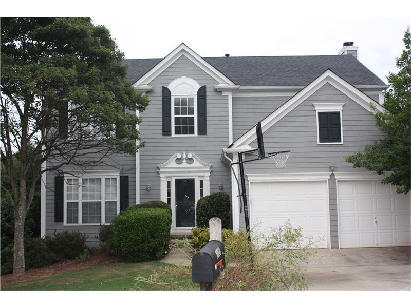 2355 Black Rock Drive, Duluth, GA 30097 (MLS #5756100) :: North Atlanta Home Team