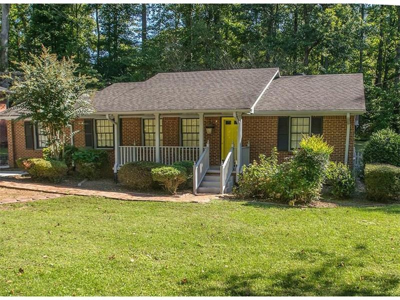 1861 NE Ravenwood Way, Atlanta, GA 30329 (MLS #5756102) :: North Atlanta Home Team