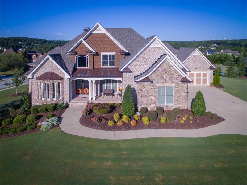 4654 Grandview Parkway, Flowery Branch, GA 30542 (MLS #5756121) :: North Atlanta Home Team