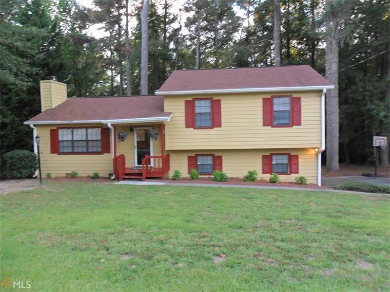 1267 Country Lane Way NE, Conyers, GA 30012 (MLS #5756284) :: North Atlanta Home Team